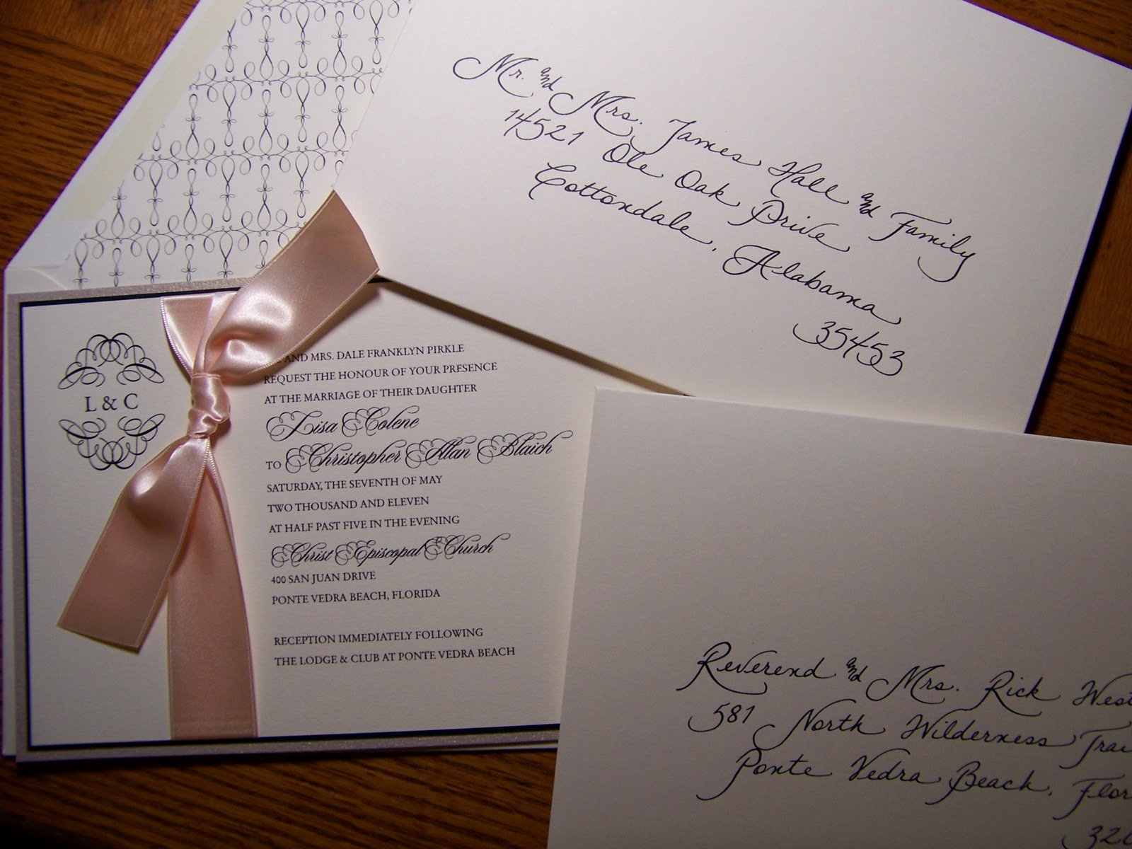The Personal Touch Why Hire A Calligrapher