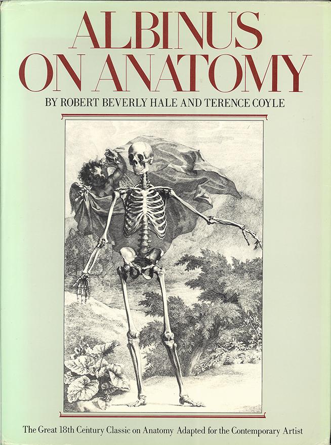 Robert beverly hale artistic anatomy