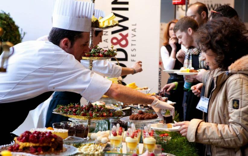Da sabato 7 a lunedì 9 febbraio: Food&Wine Festival. Degustazione di vini e Cucina d'Autore a Milano