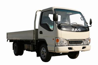T140 caminão JAC Motors
