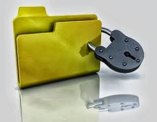 حماية والحفاظ على خصوصية  ملفاتك