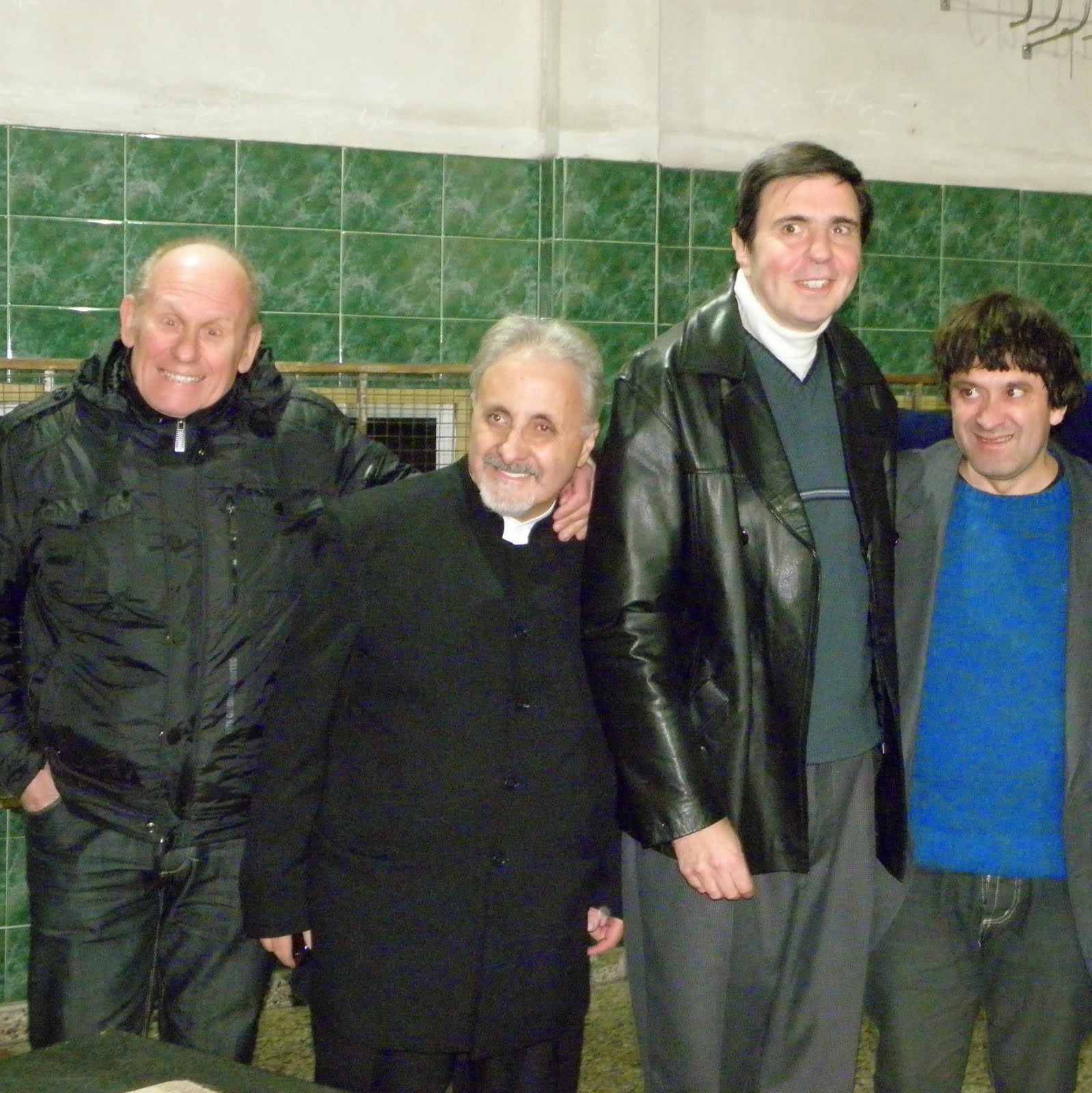 show en la parroquia san cristobal (14-07-12 )