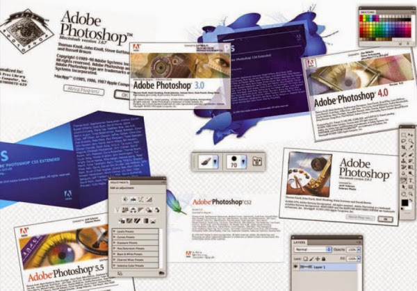How Photoshop changed the world