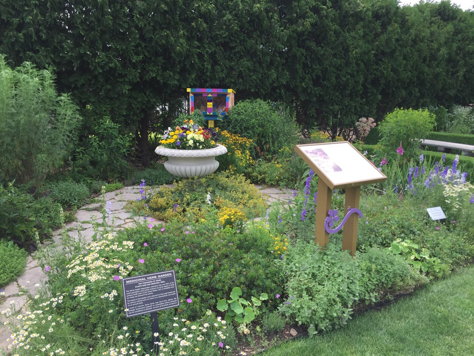 Think Global Garden Local A Stop At Janesville Rotary