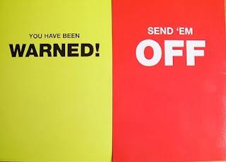 kartu merah dan kartu kuning