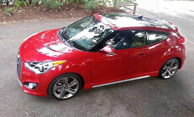 2013 Hyundai Veloster Turbo A/T