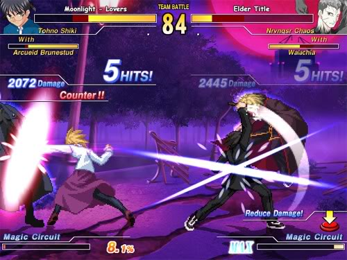 Melty Blood: Act Cadenza Ver. B Download1