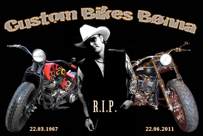 Custom Bikes Bønna