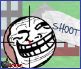 Clique e jogue o Game Troll-Face Sniper online