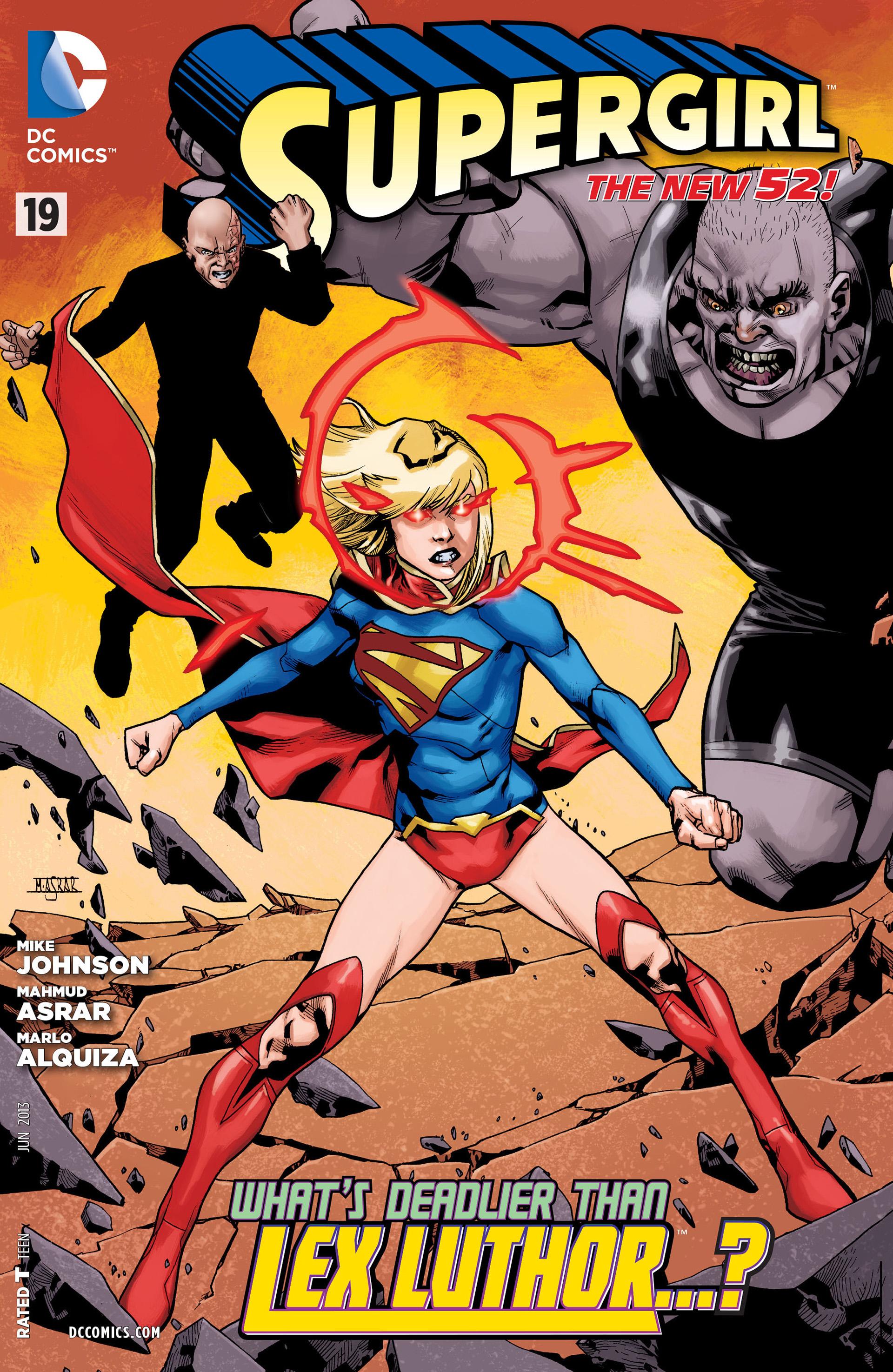 Supergirl (2011) Issue #19 #21 - English 1