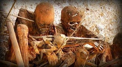 Ritual Jenazah Paling Mengerikan Setelah Kematian