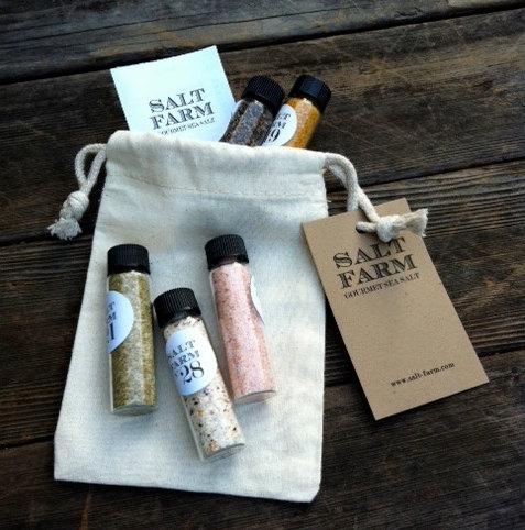 Salt Farm | Sea Salt San Diego: The perfect gift!