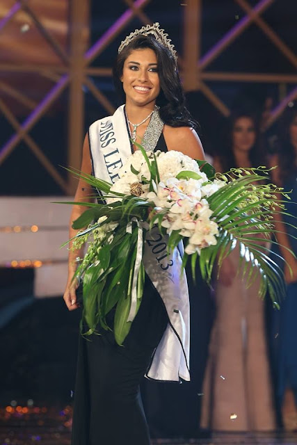 Miss Lebanon World 2013 Karen Ghrawi