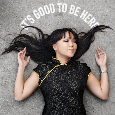 Candy Chang - It's good to be here
