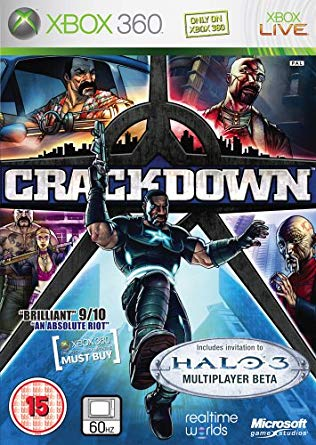 [XBOX 360] Crackdown download