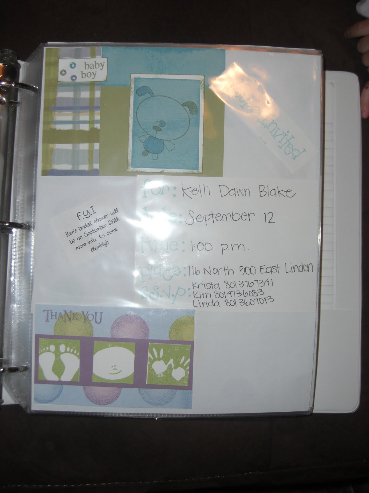 a little bit of everything     diy  kid u0026 39 s memory book