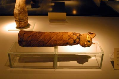 Egyptian mummification tools