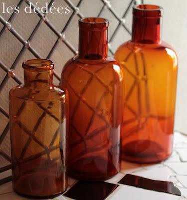 les dedees vintage recup creations d co les bocaux d 39 apothicaire by ben. Black Bedroom Furniture Sets. Home Design Ideas