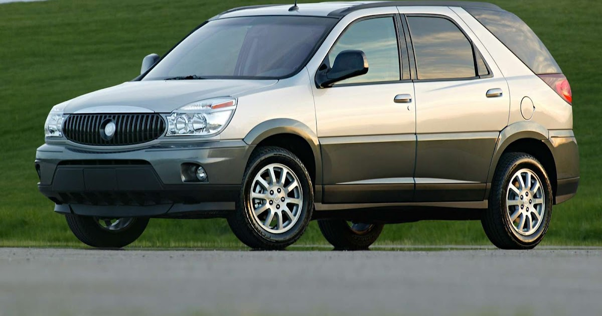 Music Directory Buick Rendezvous Cx 2005