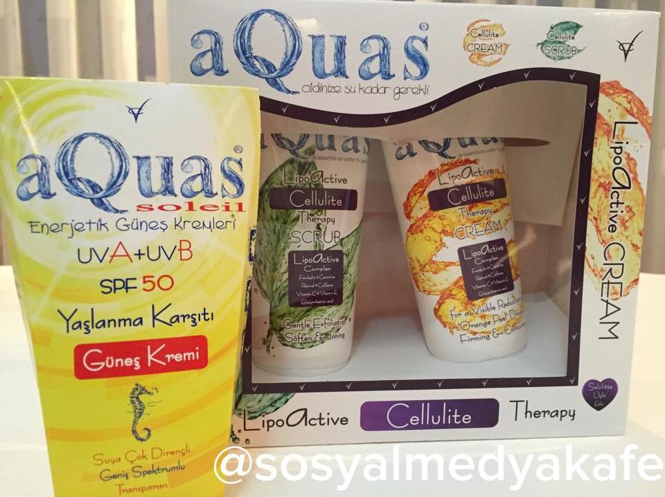 aquas sponsor firma hediyeleri 8 mart bursa hilton bloggerlar buluşması