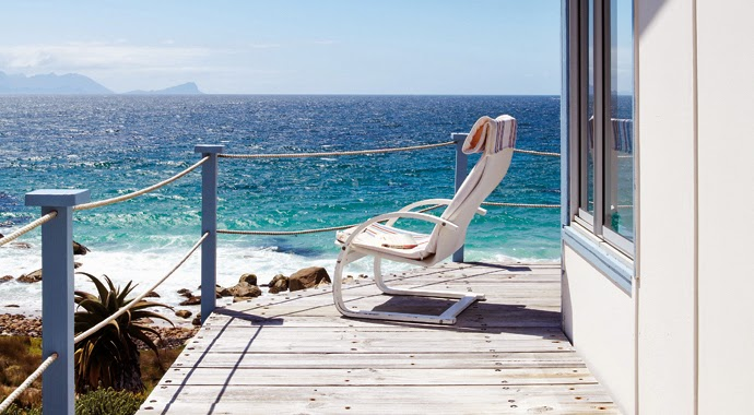 casa de playa estilo navy