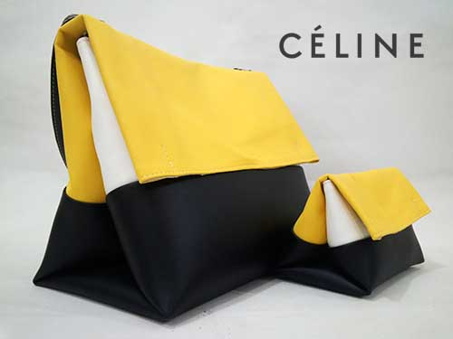 celine all soft and pouch