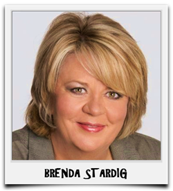 BRENDA STARDIG - CLICK PHOTO TO VIEW THIS BULLETIN