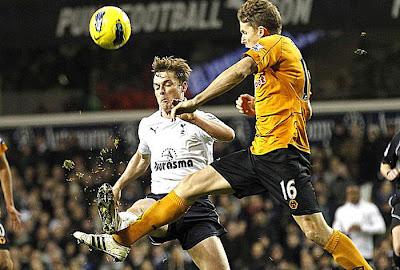 Tottenham Hotspurs 1 -1 Wolves (3)