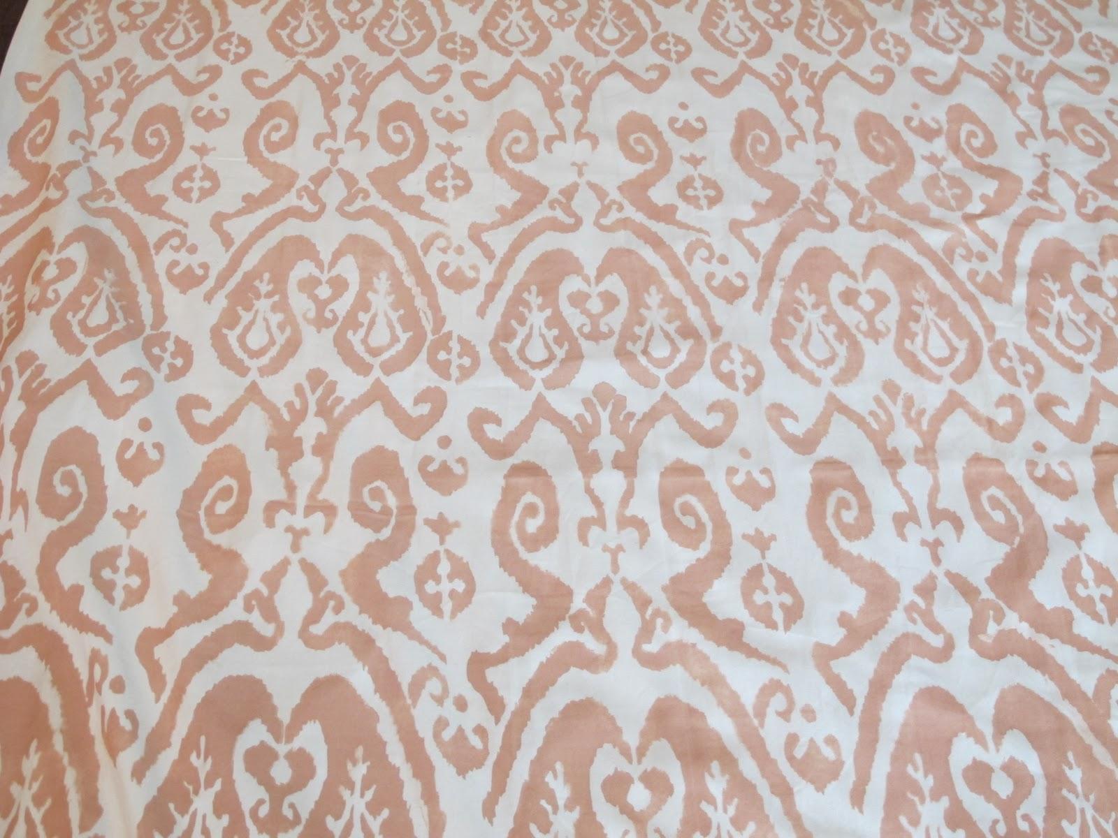 OliveLeaf Ikat Stencils Amber Interiors