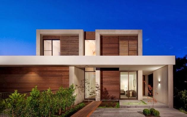 Casa brighton espacios amplios modernos inform for Arquitectura moderna casas