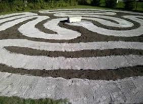 Image Hospice Labyrinth
