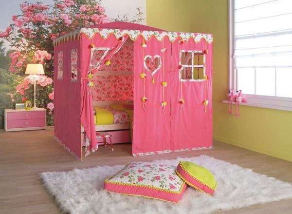slaapkamer ideeen voor meiden – artsmedia, Deco ideeën