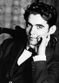 Poesia Garcia Lorca La dama de  Negro