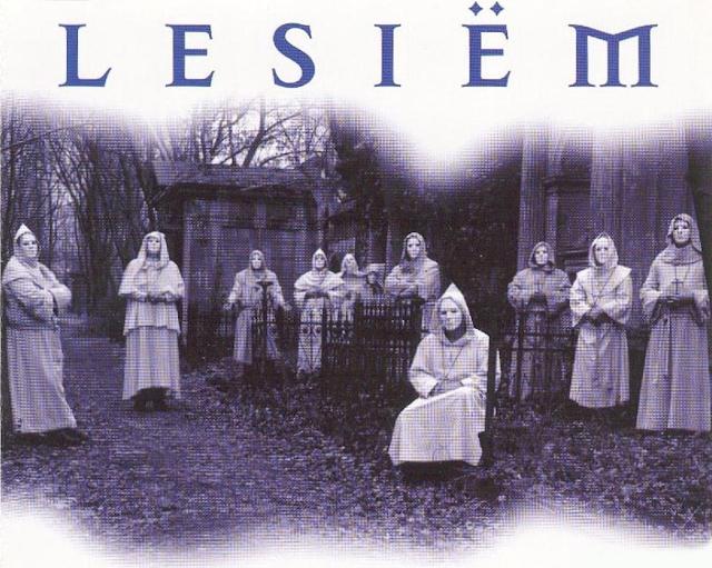 Lesiem видеоколлекция и история создания немецкого музыкального проекта в стиле мистик-поп