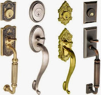 Spokane locksmith decorative handle sets