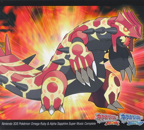 [MUSIC] Pokémon Omega Ruby & Alpha Sapphire Super Music Complete /  冴えない彼女の育てかた キャラクターイメージソング 澤村・スペン…