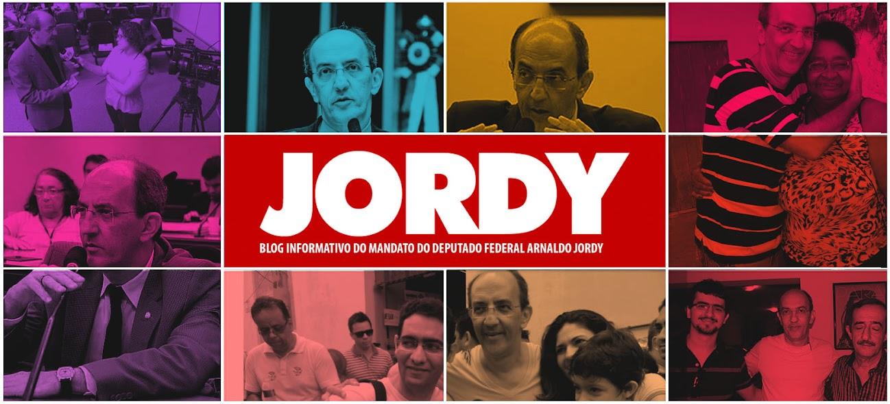 Deputado Arnaldo Jordy