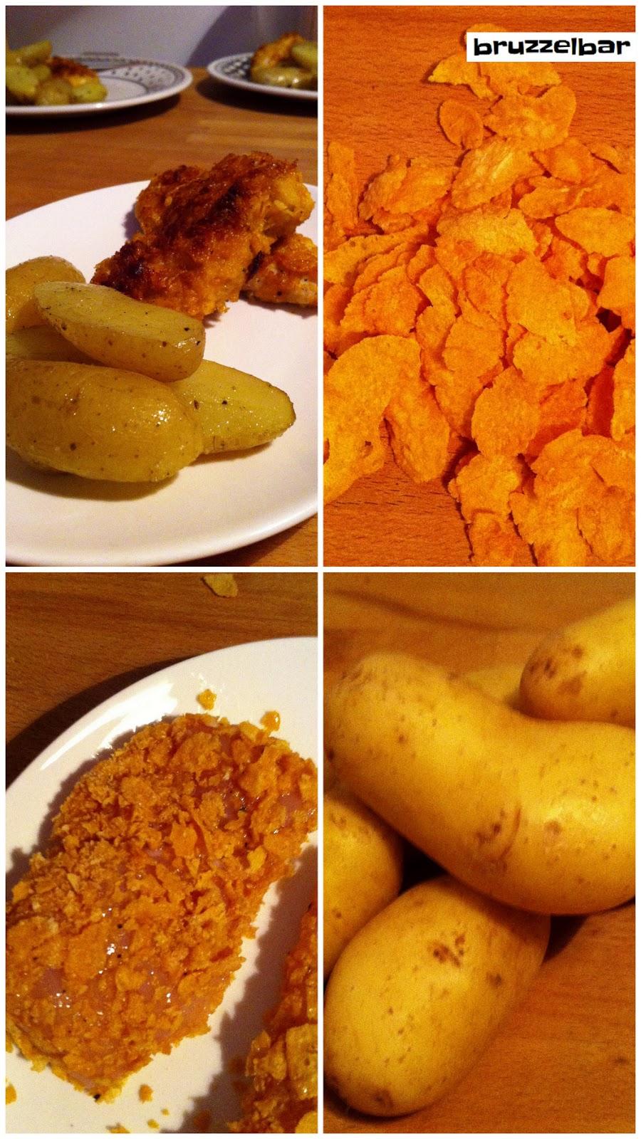 Crispy Chicken: Hühnchen mit Knusper-Panade