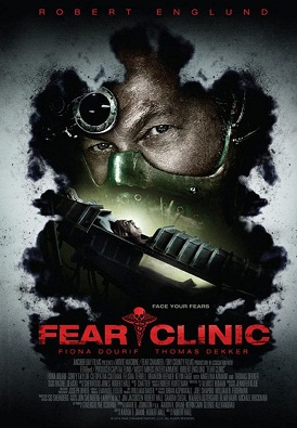 Fear Clinic – Legendado (2015)