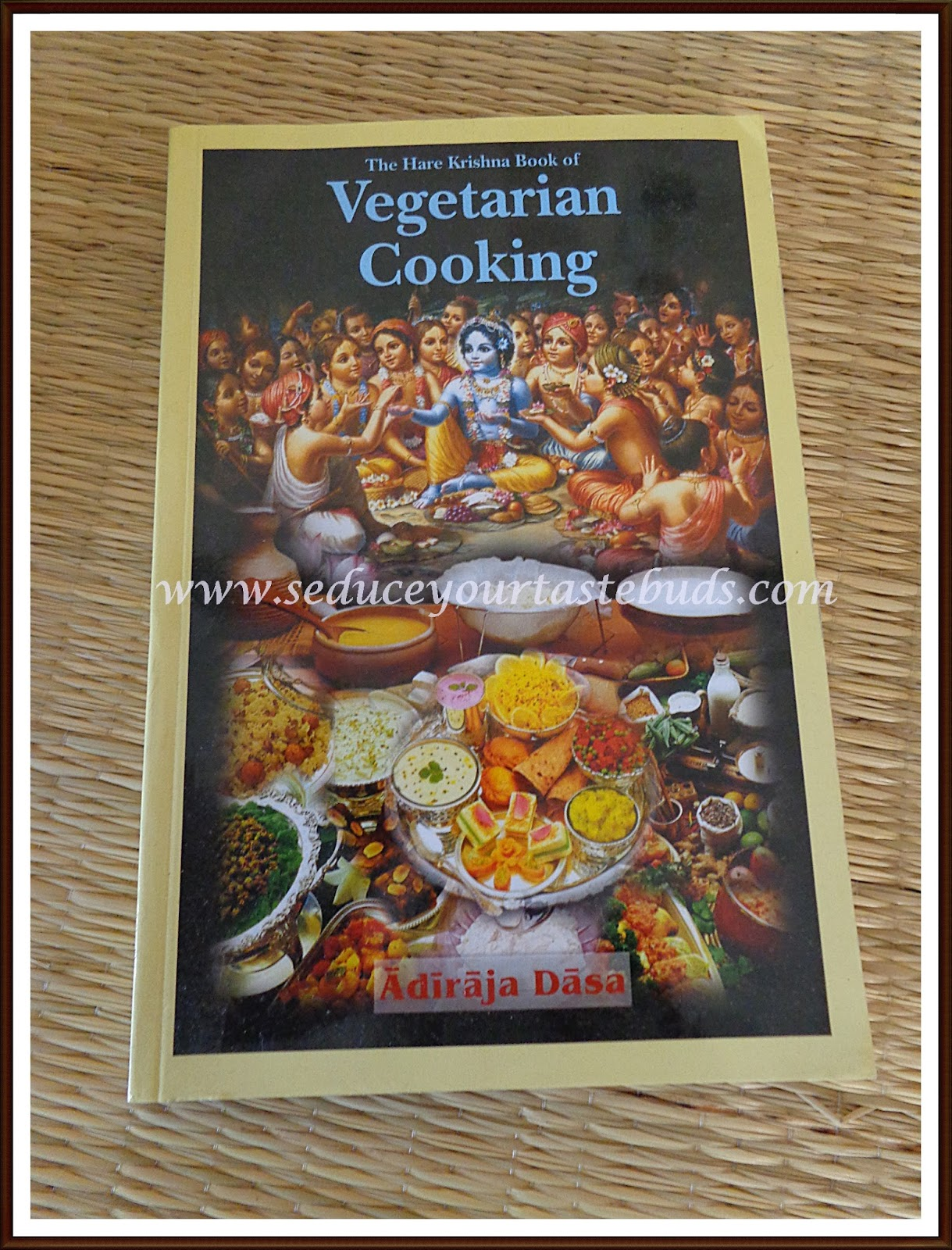 Fr 5the hare krishna book of vegetarian cooking book review the hare krishna book of vegetarian cooking by adiraja dasa is a baktivedanta book trust publication forumfinder Images