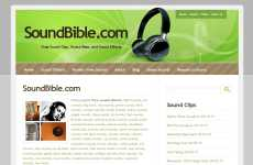 Descargar sonidos gratis de licencias libres: SoundBible
