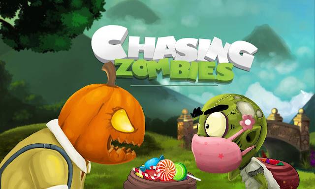 Chasing Zombies v1.0.3 Apk Mod [Caramelos ilimitados]
