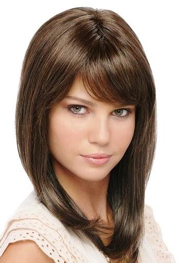 Model Rambut Sebahu Terbaru  20