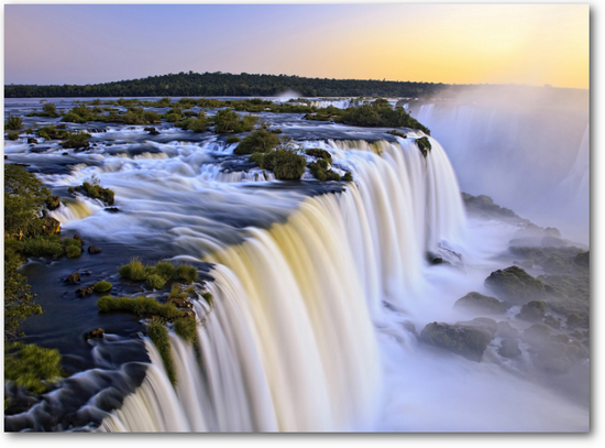 Waterfalls themme pack for windows 7