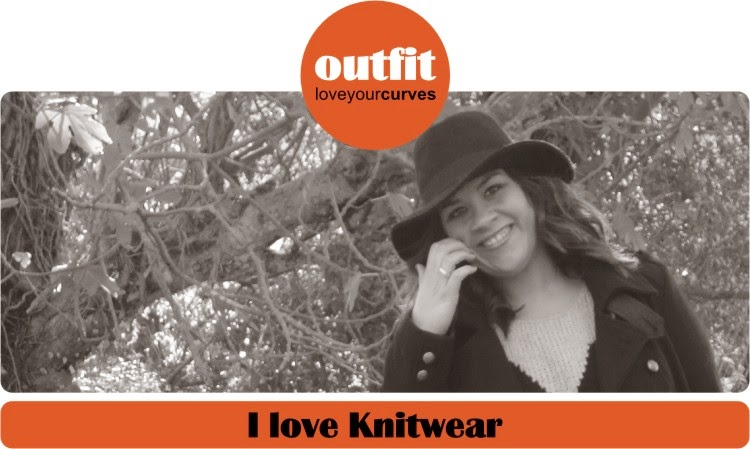 Outfit: I love Knitwear