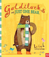 Cover of Goldilocks and Just One Bear