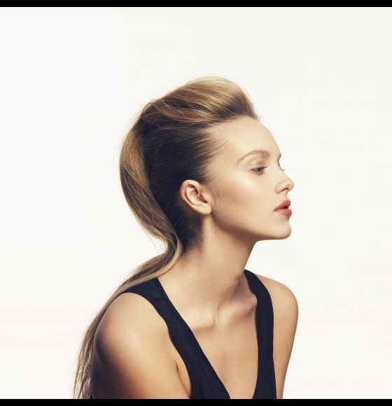 London Fashion Week Hair Styles By TONIGUY Tales Of Annie Bean - Undercut hairstyle london