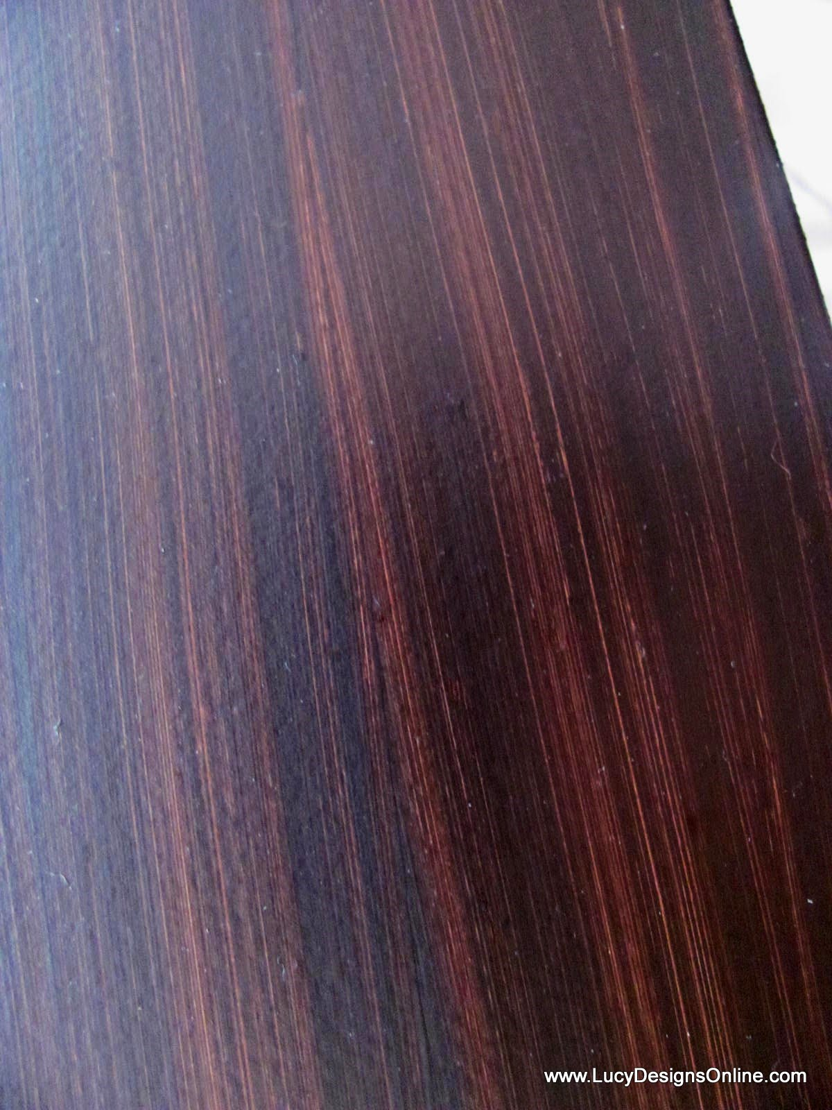 Staining Bedroom Furniture Gel Stain Over White Furniture Lucy Designs