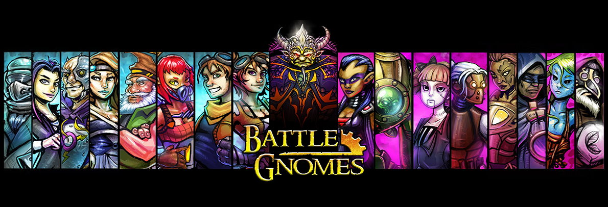 Battle Gnomes