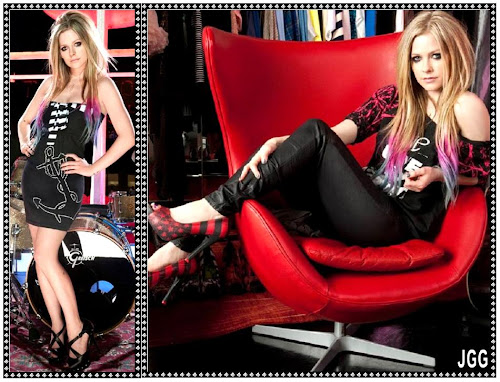 Avril Lavigne- Abbey Dawn 2012 collection
